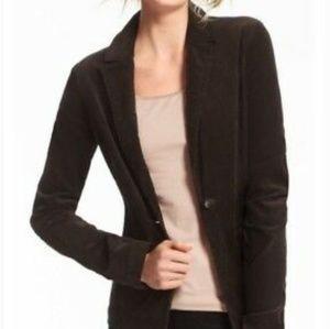 CABI Chocolate Brown Courdory Blazer Jacket